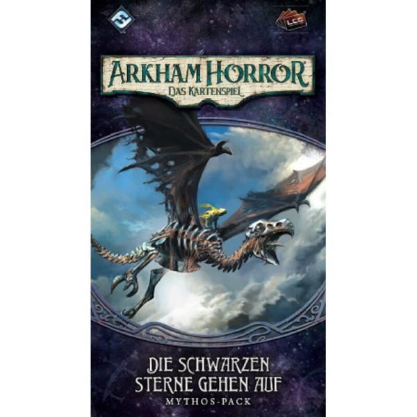 Arkham Horror: LCG - Die Schwarzen Sterne gehen auf / Mythos-Pack (Carcosa-5)