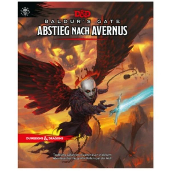 D&D: Baldur s Gate: Abstieg nach Avernus