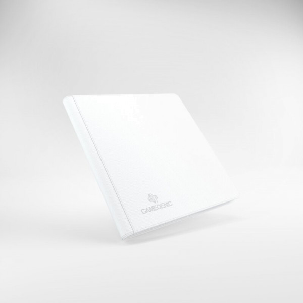 Gamegenic - Zip-Up Album 24-Pocket White